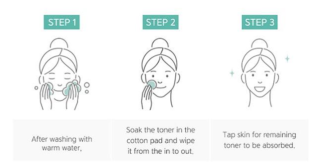 Toner Pelbagai Guna dari Tea Tree Calming 5.5 Toner