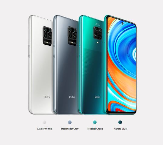 7 advantages of the Xiaomi Redmi Note 9 Pro as good for gaming