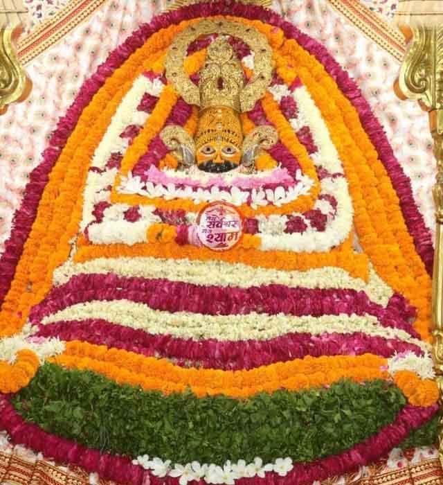 khatu shyamji ke aaj 31 may 2021 ke darshan