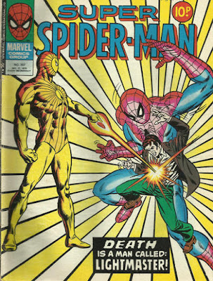Super Spider-Man #307, Lightmaster