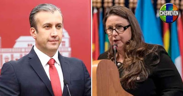 Reinado de Maduro nombra a hermana de Tareck el Aissami como embajadora de la ONU
