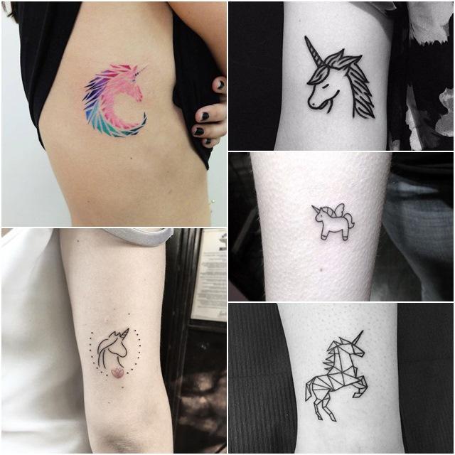 3 ideias de tatuagens pra quem é assumidamente diferente