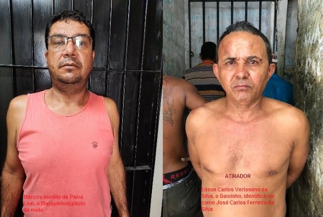 Caso Janes Castro: Polícia Civil recambia presos da Operação Sicário para Parnaíba, litoral do Piauí