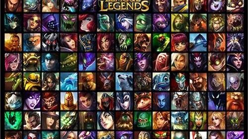 Mỗi loại tướng lại hợp với các chỗ đứng khác nhau chỉ trong cuộc chơi Game LOL
