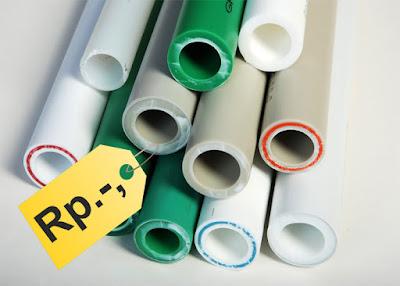 Selain memiliki kualitas baik, pipa pvc juga bekualitas tinggi, terbukti sudah banyak konsumen yang mempertahankan menggunakan pipa pvc sesbagai saluran air bersih dan kotor rumah mereka