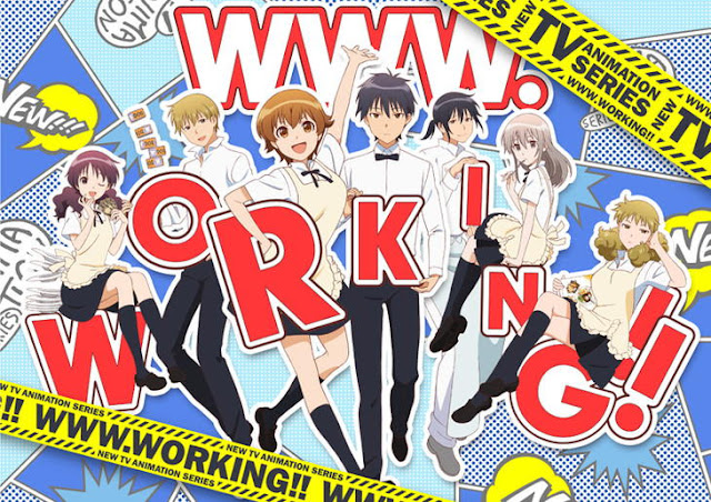 www.Working!! BD Episode 1-13 Subtitle Indonesia