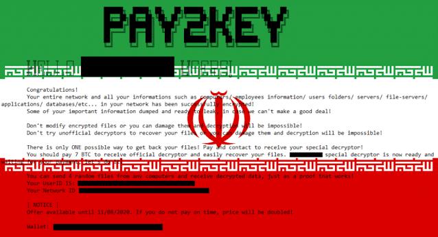 pay2key-ransomware-attack-israel-company