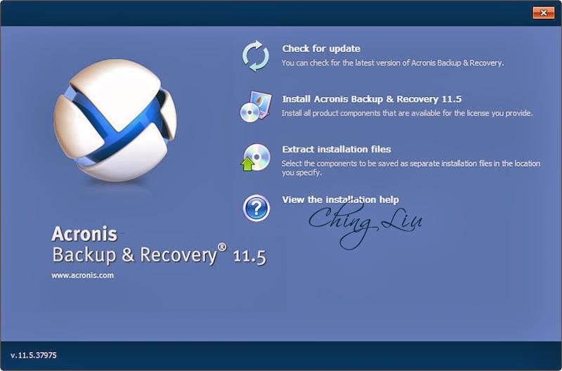 Acronis Backup Advanced 11 7 50088 + activator (FULL