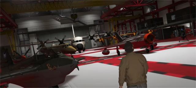 GTA 5 Smuggler's Run