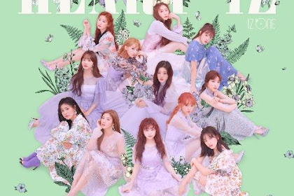 IZ*ONE – Nekoni Naritai (Korean Version) Lyrics