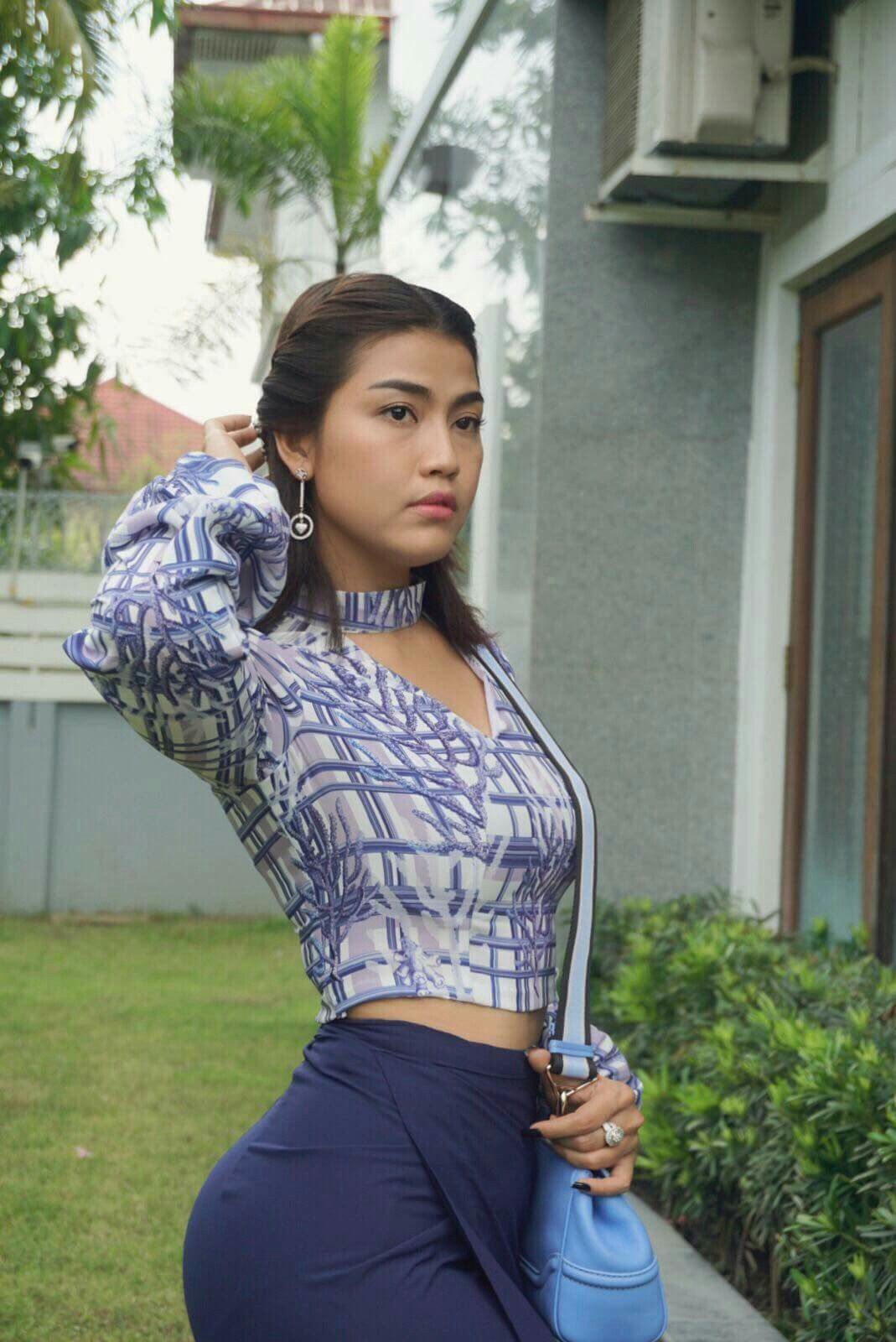 Myanmar Beautiful Actress Ei Chaw Po - Burmese Actress And -2169