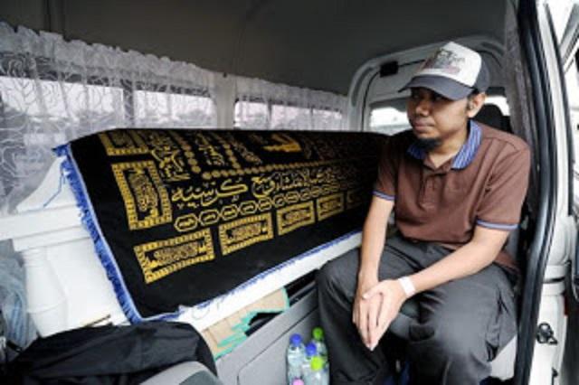 Jenazah Rakyat Malaysia Maut Di Vietnam Selamat Dikebumikan