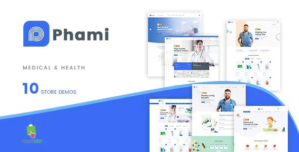Best Medical & Health Stores Prestashop Theme