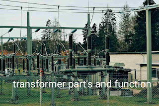 transformer parts and working क्या  है।