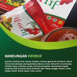 pendamping diet, fiforlif herbal, fiforlif detox, penurun berat badan,