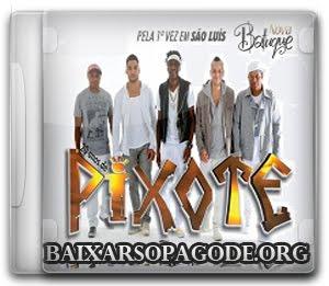 cd Pixote - Ao Vivo em São Luís (13.04.2012)