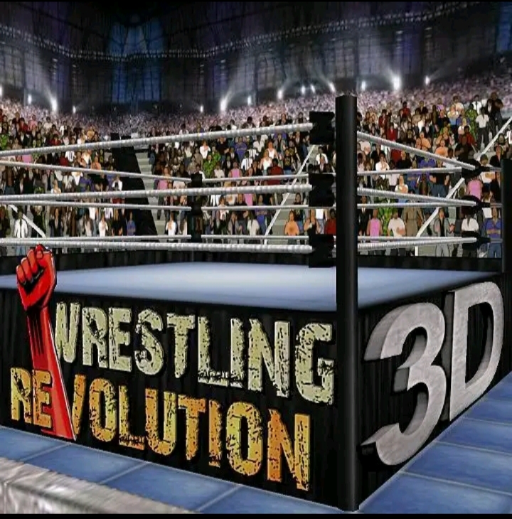 Wrestling Revolution 3D Mod apk version 1.656