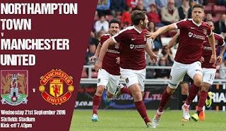 Prediksi Northampton vs Manchester United
