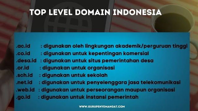 Top Level Domain Indonesia