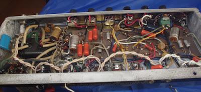Super Champ  original circuit parts and wiring