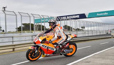 Hasil Tes MotoGP yang berlangsung di Phillip Island 2016
