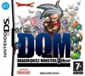 Rom Dragon Quest Monsters Joker NDS