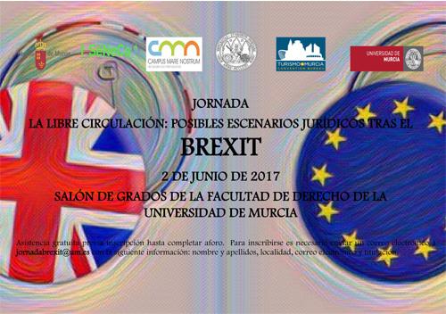 Jornada: La libre circulación: posibles escenarios jurídicos tras el Brexit