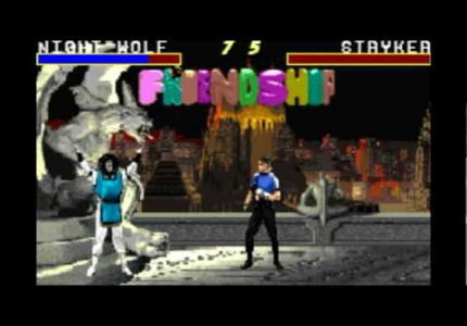 Download Mortal Kombat Advance Highly Compressed Game For PC