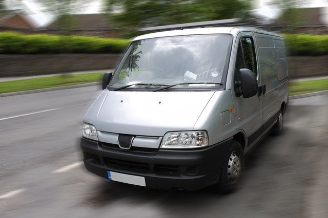 A Number of Quick Thoughts on the Importance of Commercial Van Insurance