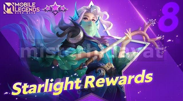 Cara Mendapatkan Skin Starlight Luo Yi Gratis Mobile Legends