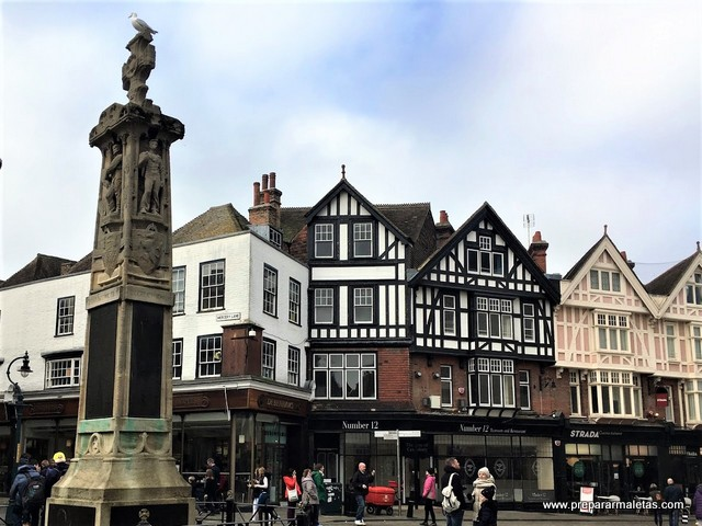 excursión a Canterbury desde Londres