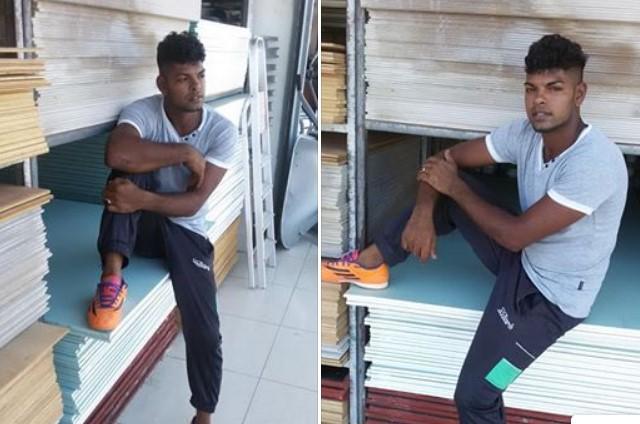 Khemraj Sahadeo Suriname