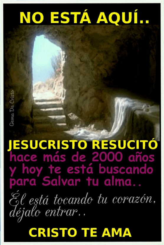 Frases Bonitas Para Facebook: Imagenes JesuCristo Resucito