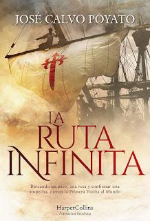 La ruta infinita - José Calvo Poyato (2019)