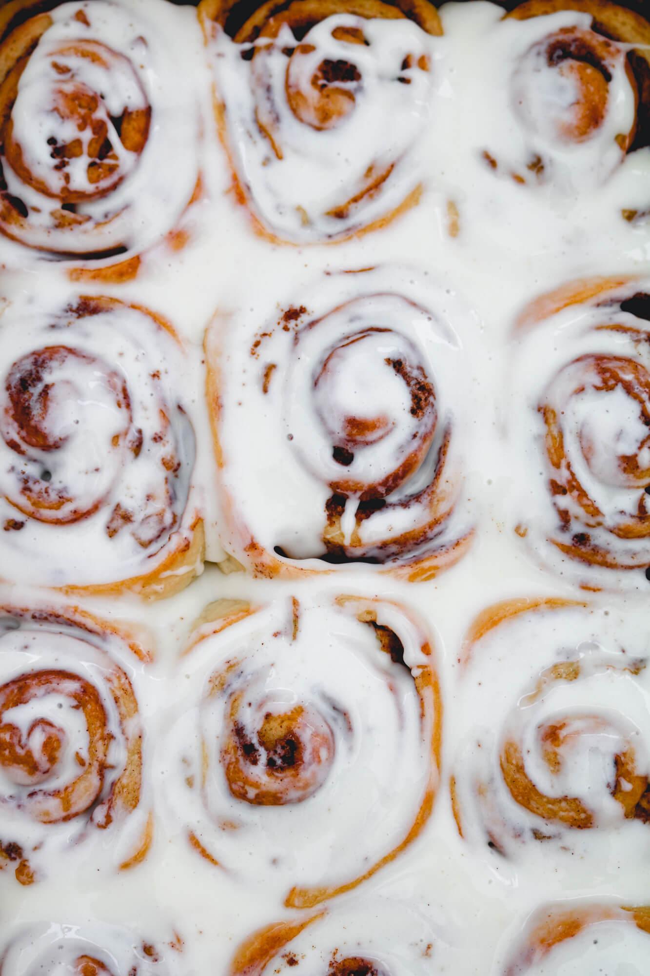 Easy Apple Cinnamon Rolls | Take Some Whisks