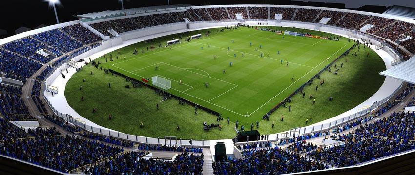 Stadium Arena Batistão For eFootball PES 2021