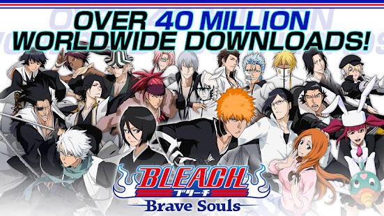 BLEACH Brave Souls Apk Free on Android Game Download