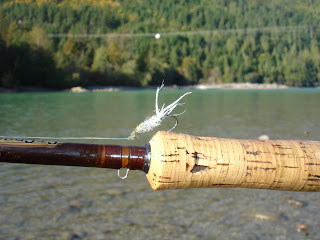 Clint' Secret Coho Fly