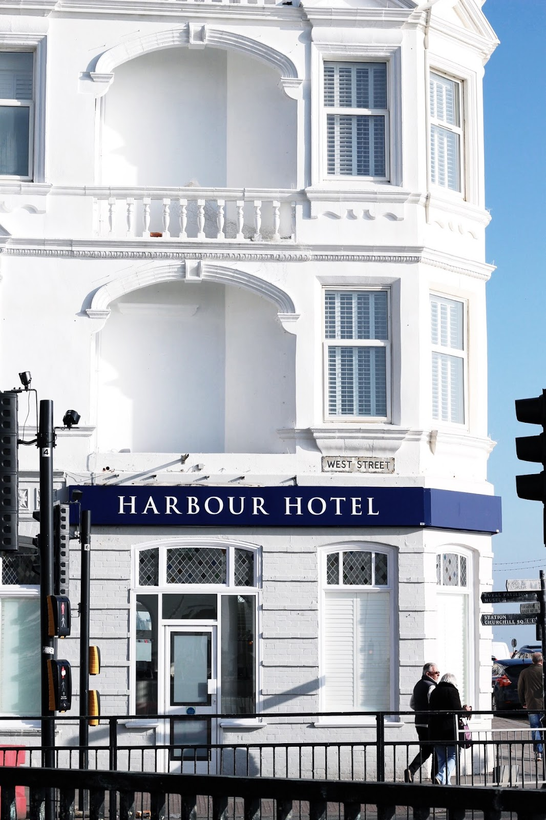 Hotel in Brighton With a View of the Sea