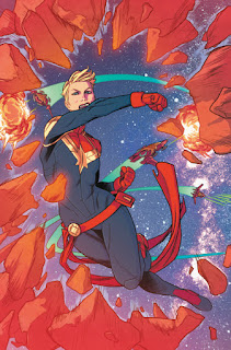 Carole Danvers est de retour dans la nouvelle série Captain Marvel, nous rencontrerons dans ce titre la toute nouvelle mouture d'Alpha Flight.    Scénario: Michele Fazekas, Tara Butters Dessins: Kris Anka Couleurs: Matthew Wilson