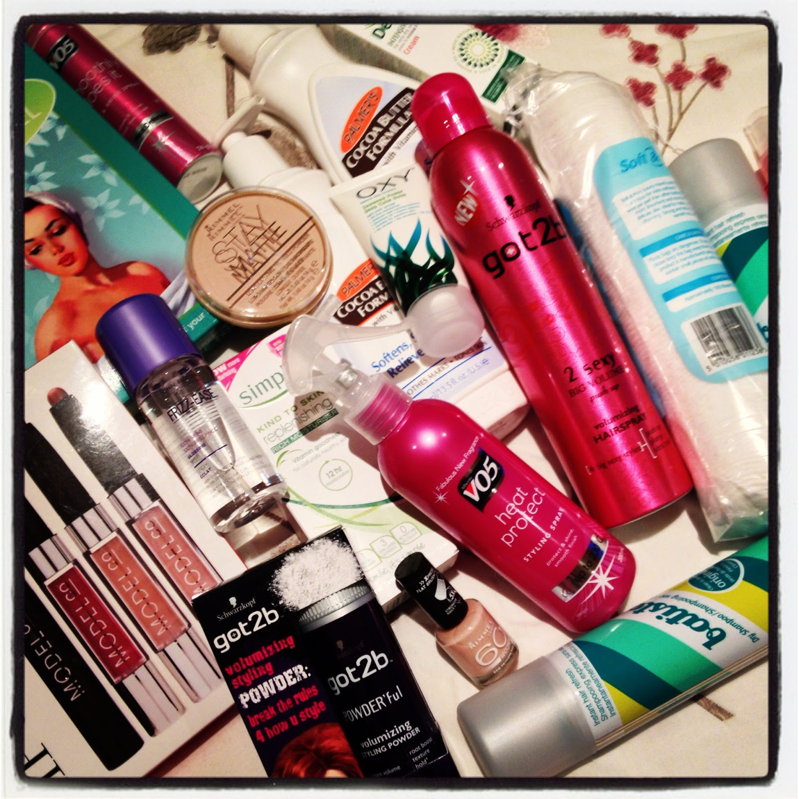 03acc401514 one small Beauty Haul for man, one giant leap for mankind... - Zoe ...