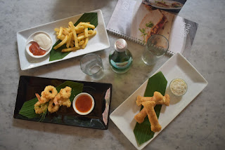 aneka snack di Gadjah Wong Resto