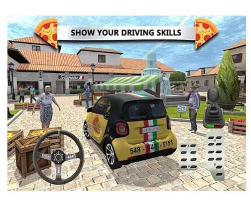 لعبة بيتزا دليفري Pizza Delivery