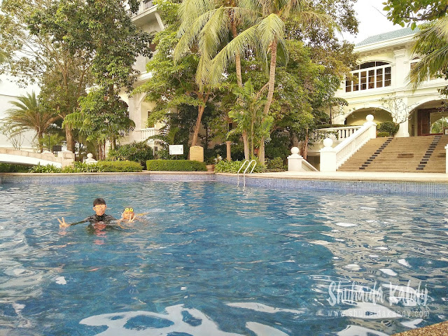 Cuti-Cuti ke Port Dickson