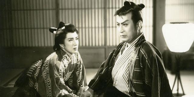 Yukinojo Henge / An Actor's Revenge (1963) Kon Ichikawa