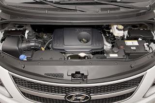 Mesin Hyundai H1