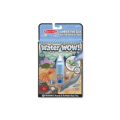 Melissa&Doug Water WOW Sub Mare