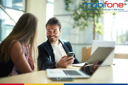 Các gói cước thoại ưu đãi Mobifone dành cho khách hàng Doanh nghiệp