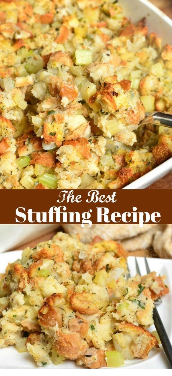 Simple Stuffing Recipe