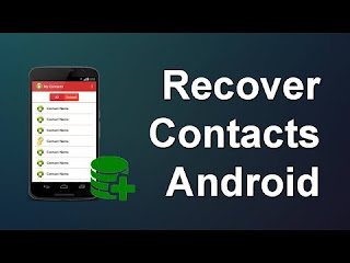 If Your Phone Lost and Lost All Contacts | Best Solution of Important Contacts | Best Method | Latest | 2019